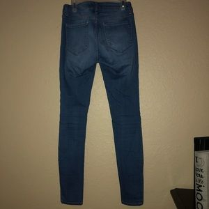 Cello Jeans - High waisted blue jeans size 1
